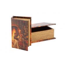 Набор шкатулок-книг из 2 шт.