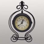"""Часы настольные (с термометром) """"Grand Central"""""""