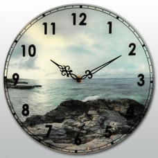 """Часы настенные """"Море"""""""