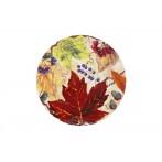 Тарелка Кленовый лист