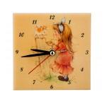 """Часы """"Милые девочки: доброта"""""""