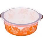 Блюдо для запекания с пластиковой крышкой