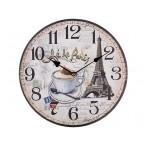 """Часы настенные (кварцевые) """"Париж"""""""