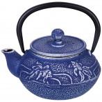 Заварочный чайник чугунный