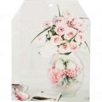 """Подставка под горячее """"Цветы в вазе"""""""