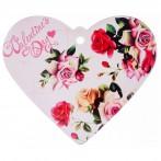 """Подставка под горячее """"Valentine`s day"""""""
