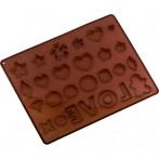 Силиконовая форма для льда, шоколада