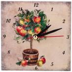 """Часы """"Яблоня"""""""
