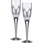 Набор бокалов для шампанского из 2 шт.150 мл.