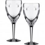 Набор бокалов для белого вина из 2 шт.300 мл.