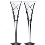 Набор бокалов для шампанского из 2 шт.200 мл