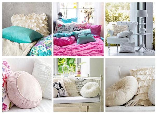 Подушки | Симфония домашнего уюта - товары для дома