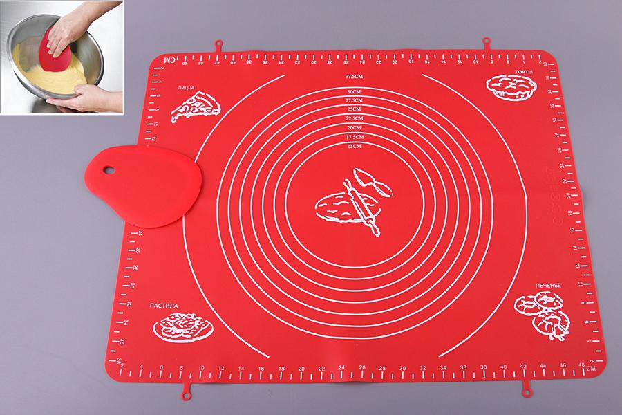 Как сделать силиконовый коврик