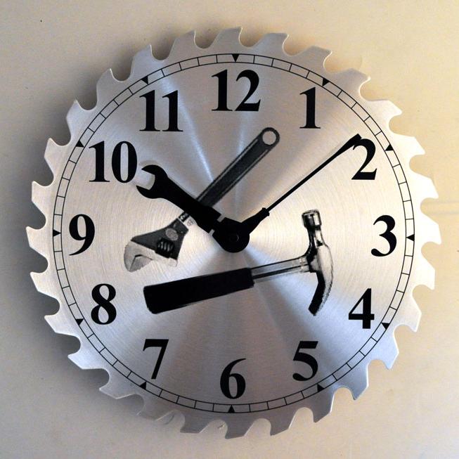 Изготовить часы настенные на заказ